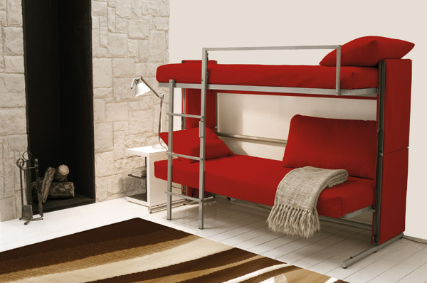 Multi Functional Furniture Living To Bedroom Dining And