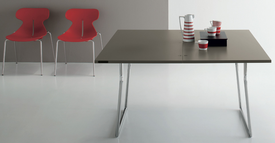 Transformable table london multifunctional table - Table console extensible blanche ...